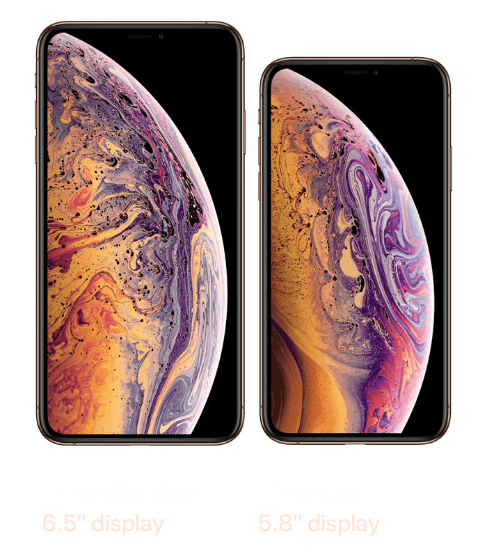 Img - iPhone Xs Section 01b