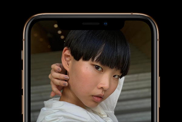 iPhone Xs TrueDepth Camera 1c