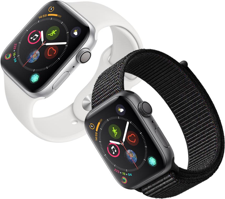 Apple watch 4 ολοκαίνουργιος σχεδιασμός