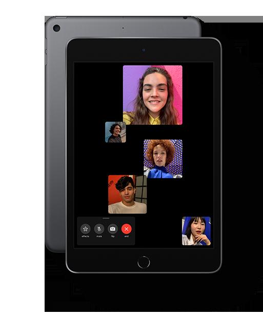 iPad Mini Επικοινωνείς. Φωτογραφίζεις. Παίζεις. 1b