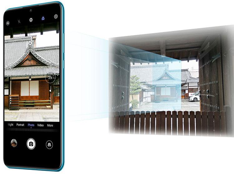 Huawei P30 Lite ευκρίνεια