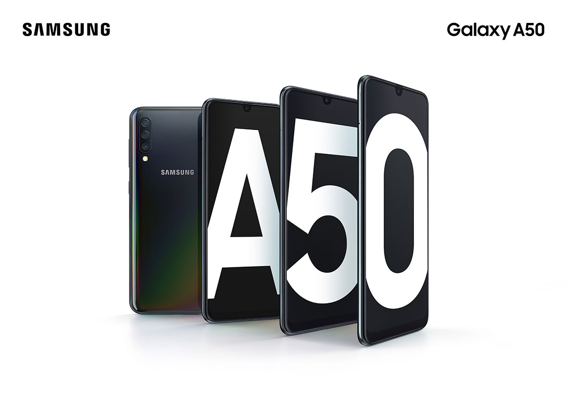 Samsung A50 Introduction a