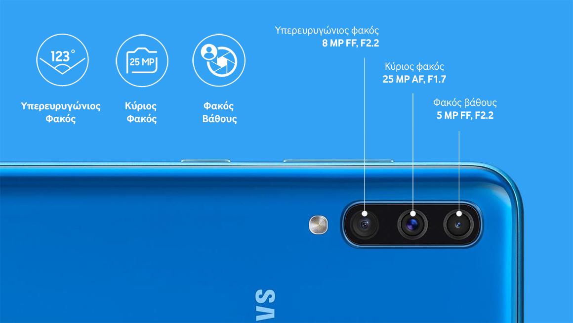 IMG - Samsung A50 Cameras