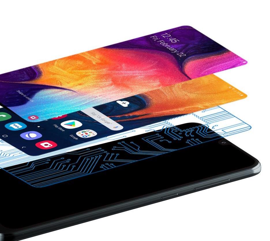 Samsung A20 Knox aeeas