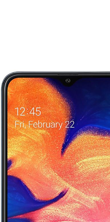 Samsung A10 Inf adas