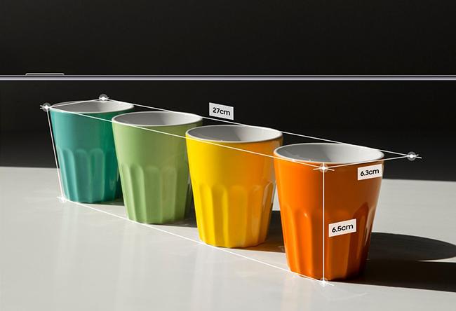 Samsung A80 cups