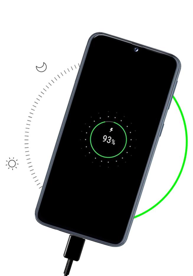 Samsung A80 fastcharging ea