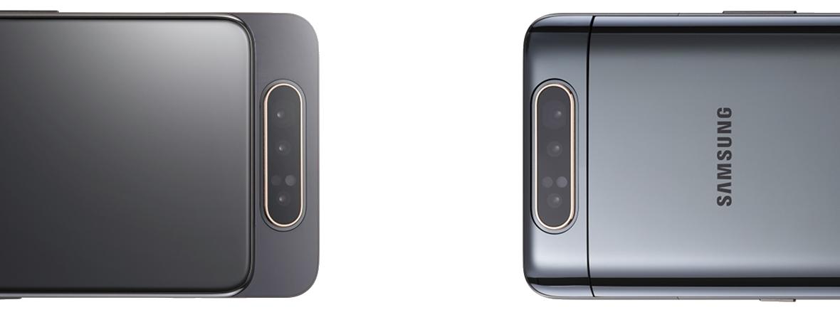 Samsung A80 Cameras aa