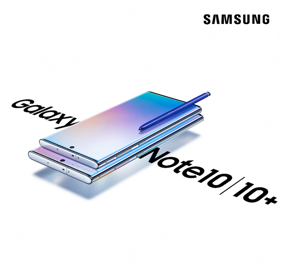 Samsung Note10 Intro