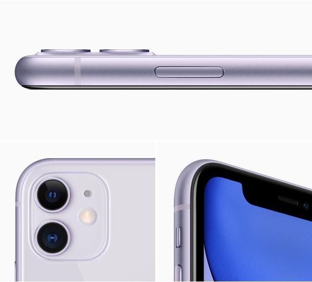 iPhone 11 double cameta
