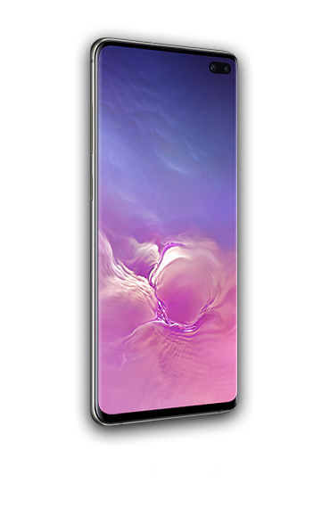 Samsung S10 plus 3 quarters 1b
