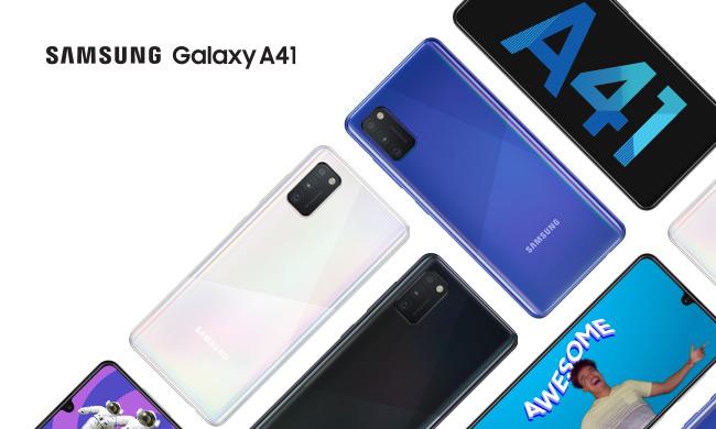 Samsung Galaxy  A41 v2