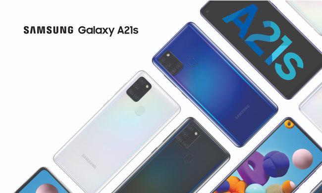 Samsung Galaxy A21 v5