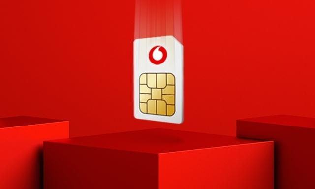 Vodafone καρτοκινητή