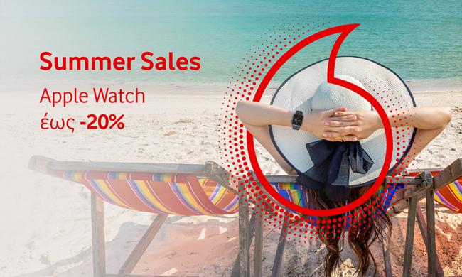 summers sales apple watch