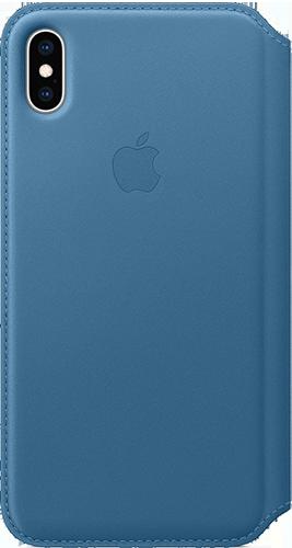 ΘΗΚΗ/Apple/iPhone XS/Folio/ΑΝ.ΜΠΛΕ