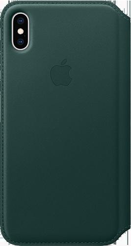 ΘΗΚΗ/Apple/iPhone XS Max/Folio/ΑΝ.ΠΡΑΣ.