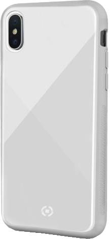 ΘΗΚΗ/Celly/Diamond/iPhone XS Max/ΛΕΥΚΟ