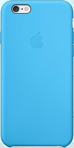 ΘΗΚΗ APPLE/iPHONE 6/ΣΙΛΙΚ./ΓΑΛΑΖΙΟ