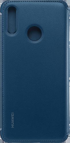 ΘΗΚΗ/Huawei/Flip cover/PSmart2019/ΜΠΛΕ