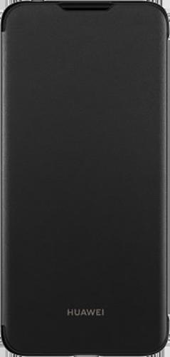 ΘΗΚΗ/Huawei/Flip cover/Y6 2019/ΜΑΥΡΟ