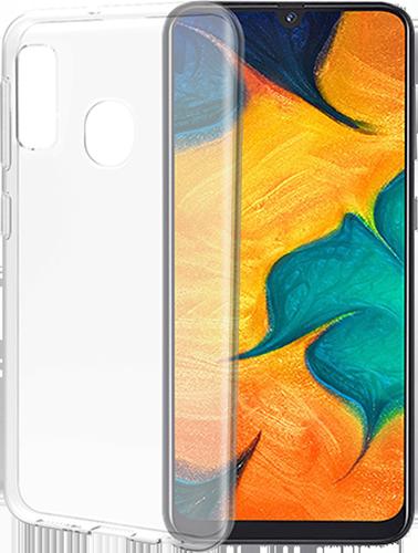 ΘΗΚΗ/Celly/Gelskin/Samsung A40/ΔΙΑΦΑΝΗ