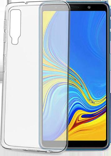 ΘΗΚΗ/Celly/Gelskin/Samsung A50/ΔΙΑΦΑΝΗ