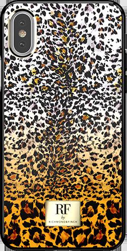 ΘΗΚΗ/R&F/iPhone Xs Max/Leopard