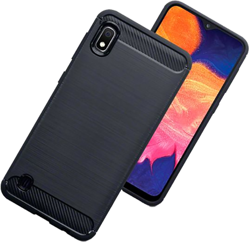 ΘΗΚΗ/vivid/carbon/Samsung A10/ΜΑΥΡΟ