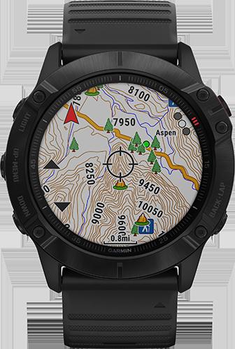 Smartwatch/Garmin/Fenix 6X PRO/Black_bl