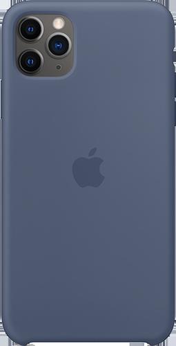 ΘΗΚΗ/Apple/iPhone 11 Pro Max/Silic/ΑΝ.ΜΠ