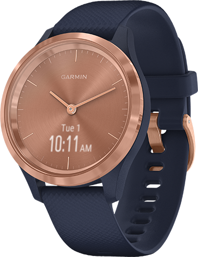 Smartwatch/Garmin/Vivomove 3S/Navy_RG