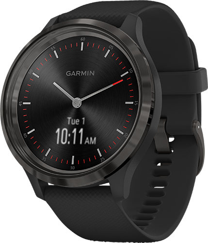 Smartwatch/Garmin/Vivomove 3/Black