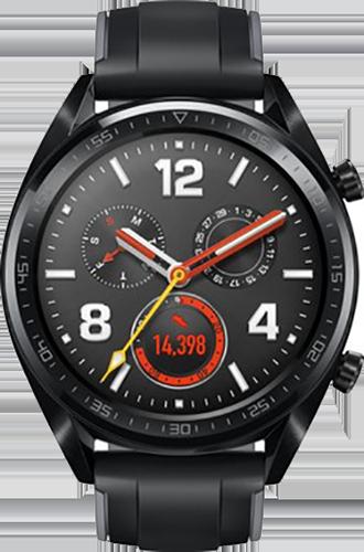 Smartwatch/Huawei/GT/ΜΑΥΡΟ