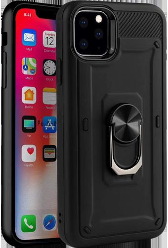 ΘΗΚΗ/vivid/Armor/iPhone 11 Pro Max/ΜΑΥΡΟ
