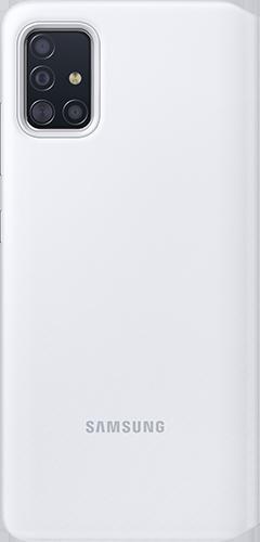 ΘΗΚΗ/Samsung/S View/A51/ΛΕΥΚΟ