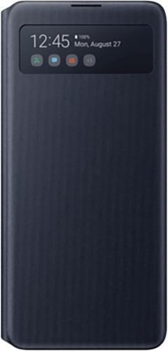 ΘΗΚΗ/Samsung/S View/Note 10 Lite/ΜΑΥΡΟ