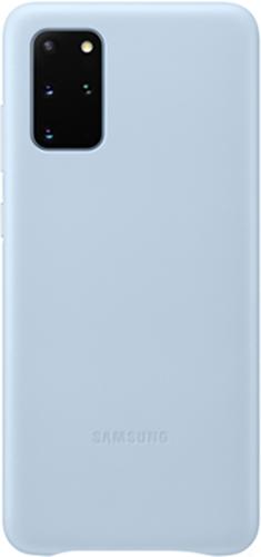 ΘΗΚΗ/Samsung/Leather/S20+/ΜΠΛΕ