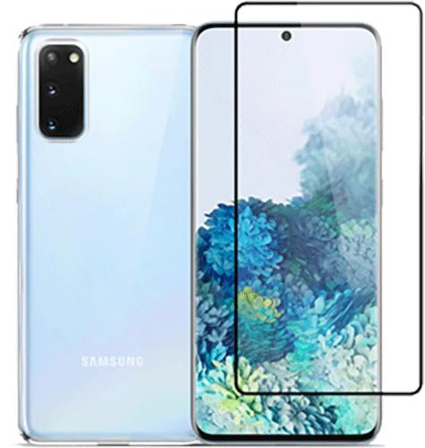 Set/vivid/3D/Samsung S20/ΜΑΥΡΟ