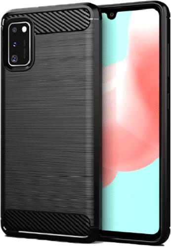 ΘΗΚΗ/vivid/Carbon/Samsung A41/ΜΑΥΡΟ