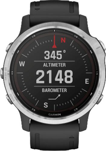 Smartwatch/Garmin/6S/Solar/Silver