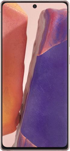 ΚΙΝ.ΤΗΛ.SAM NOTE20/256GB/4G+/DS/ΜΠΡΟΝΖΕ/
