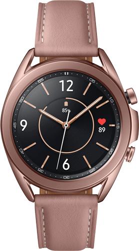 Galaxy Watch 3/Samsung/St./41mm/ΜΠΡΟΝΖΕ