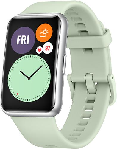 Smartwatch/Huawei/Fit/ΠΡΑΣΙΝΟ