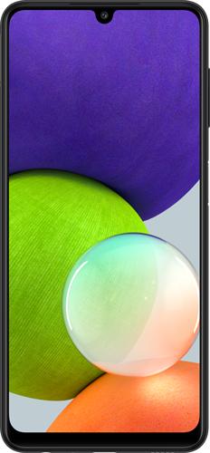 ΚΙΝ.ΤΗΛ.SAM GLX Α22/128GB/4G/DS/ΜΑΥΡΟ/V