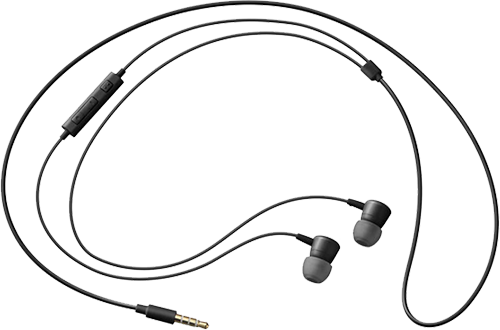 Samsung Ακουστικά HS130 3.5mm Stereo Μαύρο